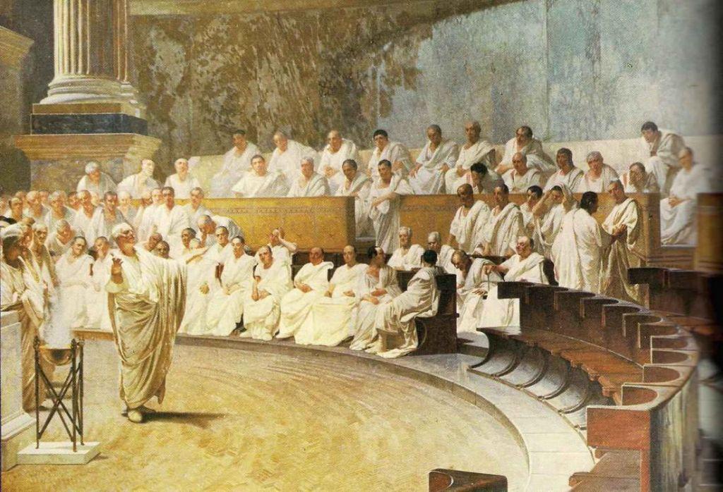 5 самых странных запретов в Древнем Риме